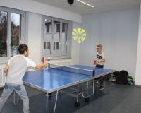 Challenge ping-pong à Malleray - 30.11.2018